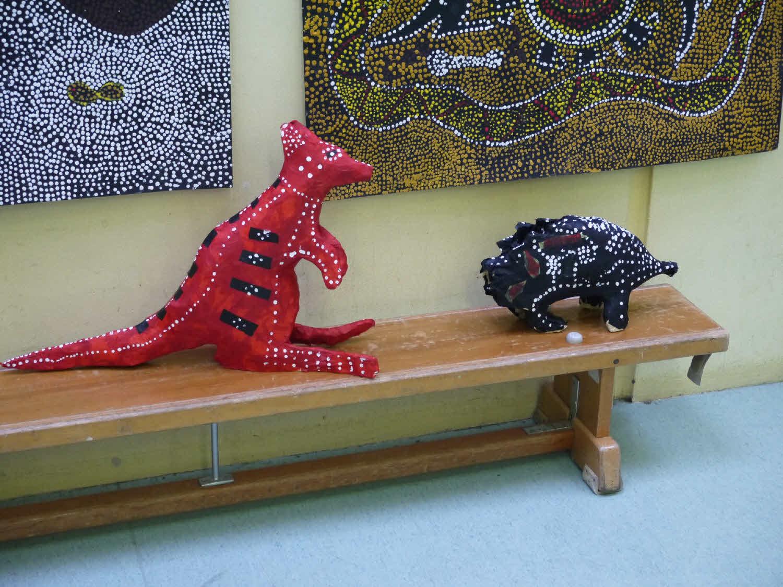 Yr 6 Sculpture